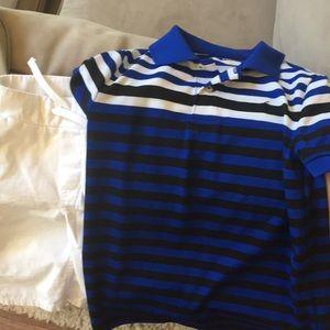 Boys polo outfit size 6 shorts 7 polo shirt